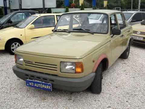 1989 Wartburg 353