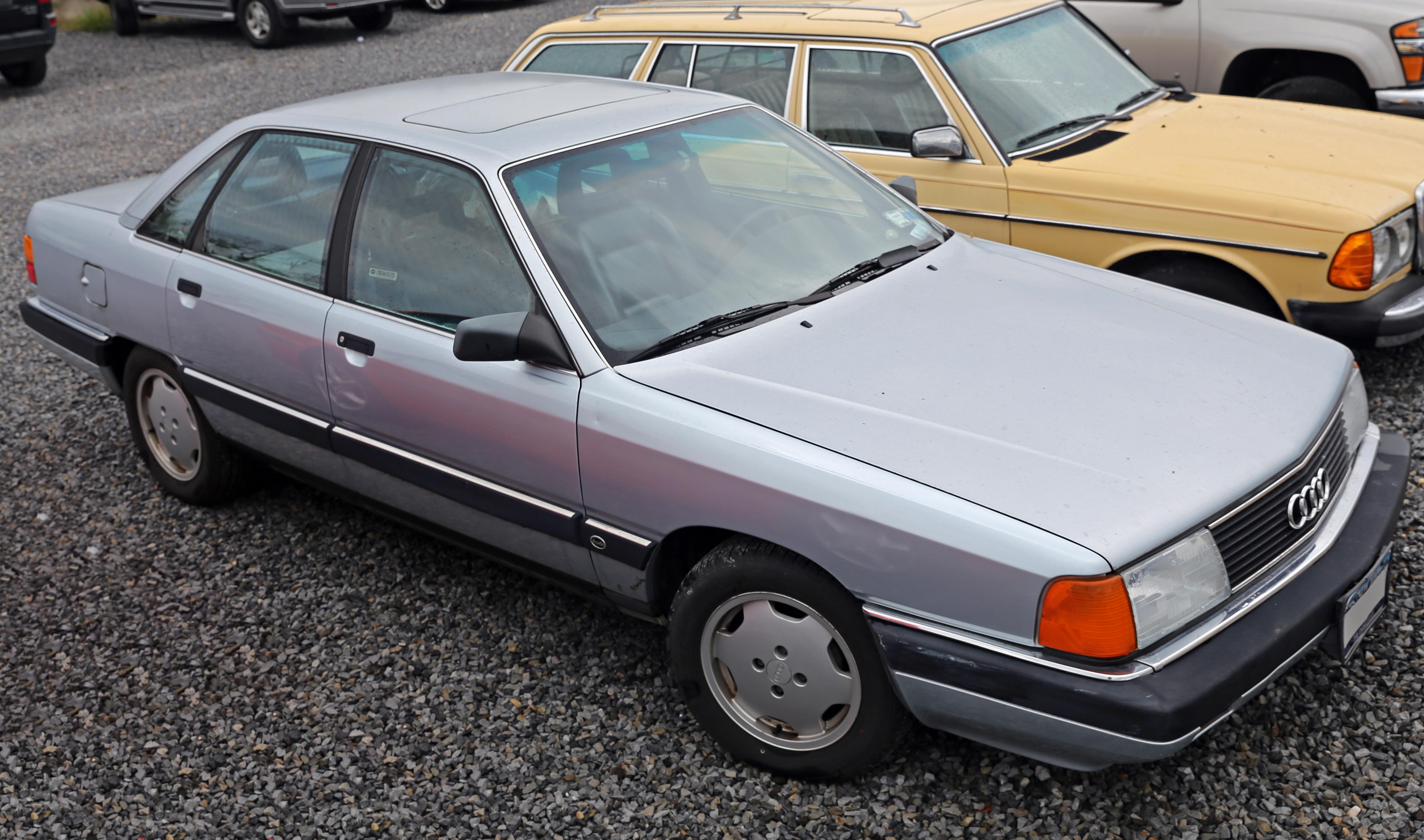 1990 Audi 100 - Partsopen