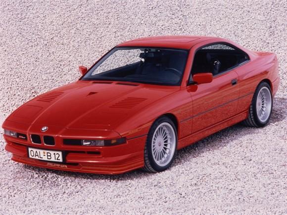 1990 BMW 8 Series