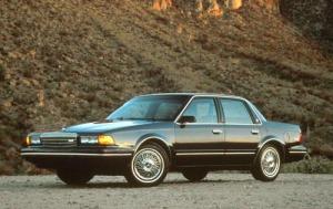 1990 Buick Century