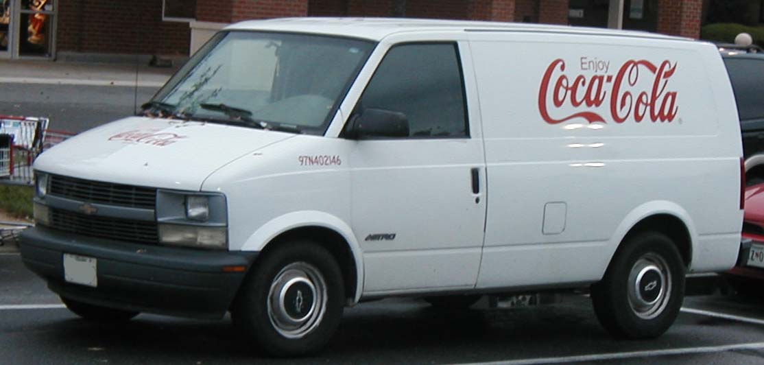 1990 Chevrolet Astro Cargo