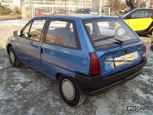 1990 Citroen AX