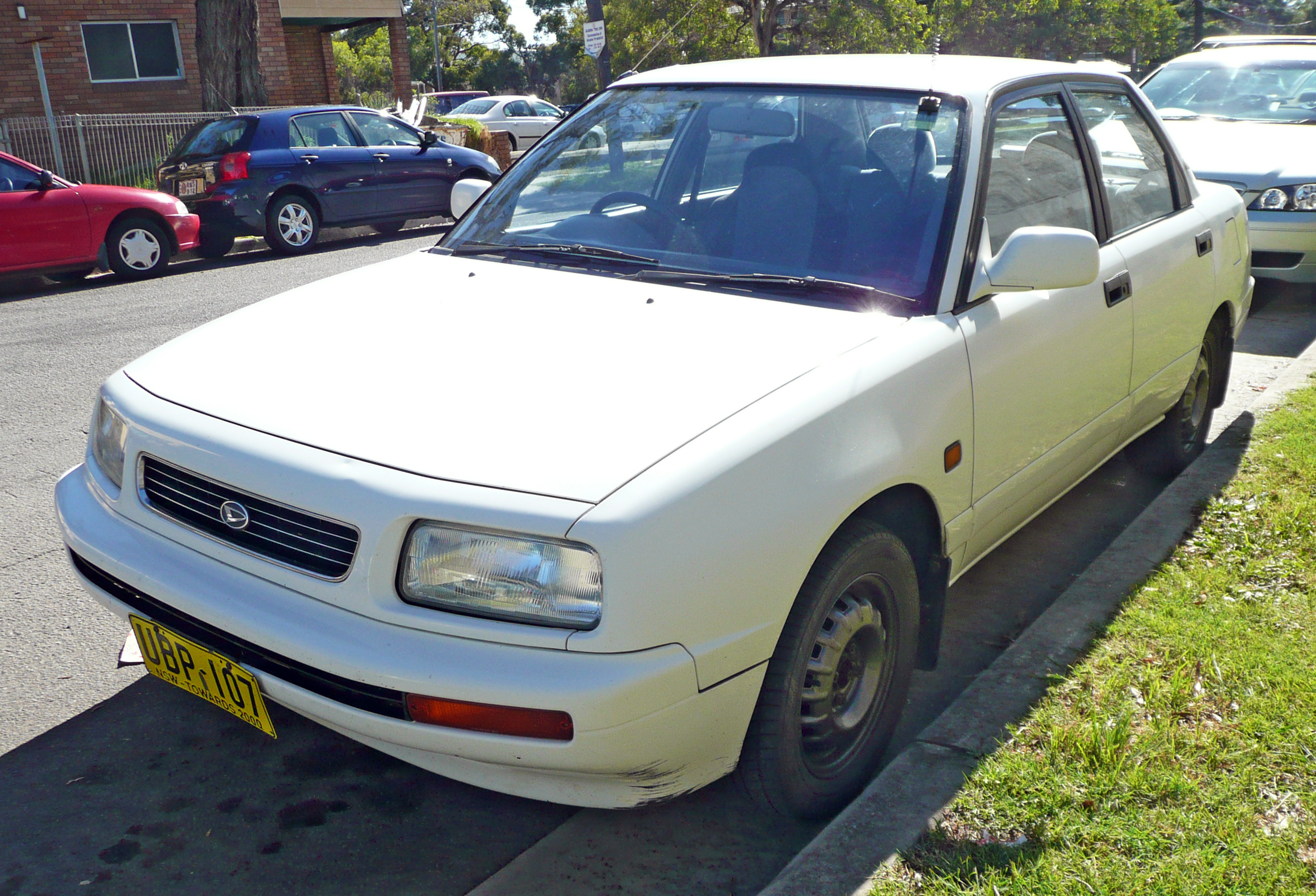 1990 Daihatsu Applause