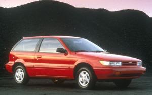 1990 Dodge Colt