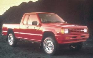 1990 Dodge Ram 50 Pickup