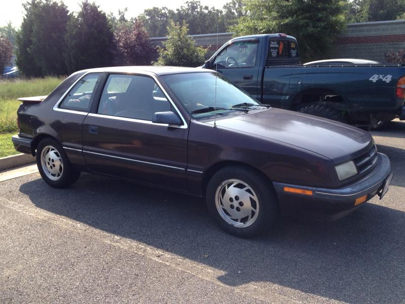 1990 Dodge Shadow