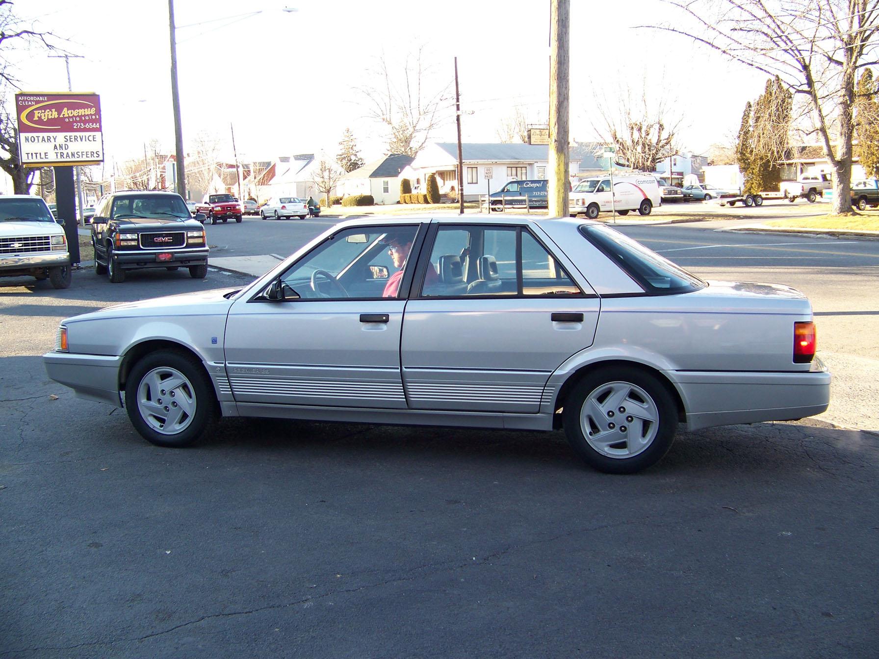 1990 Eagle Premier