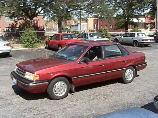 1990 Ford Tempo Partsopen