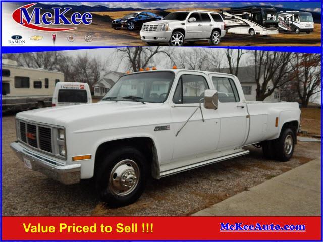 1990 GMC R⁄V 3500 Series