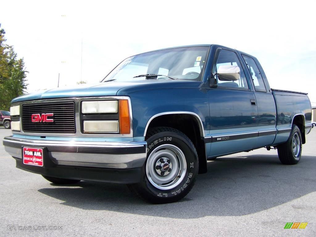 1990 GMC Sierra 1500 - Partsopen