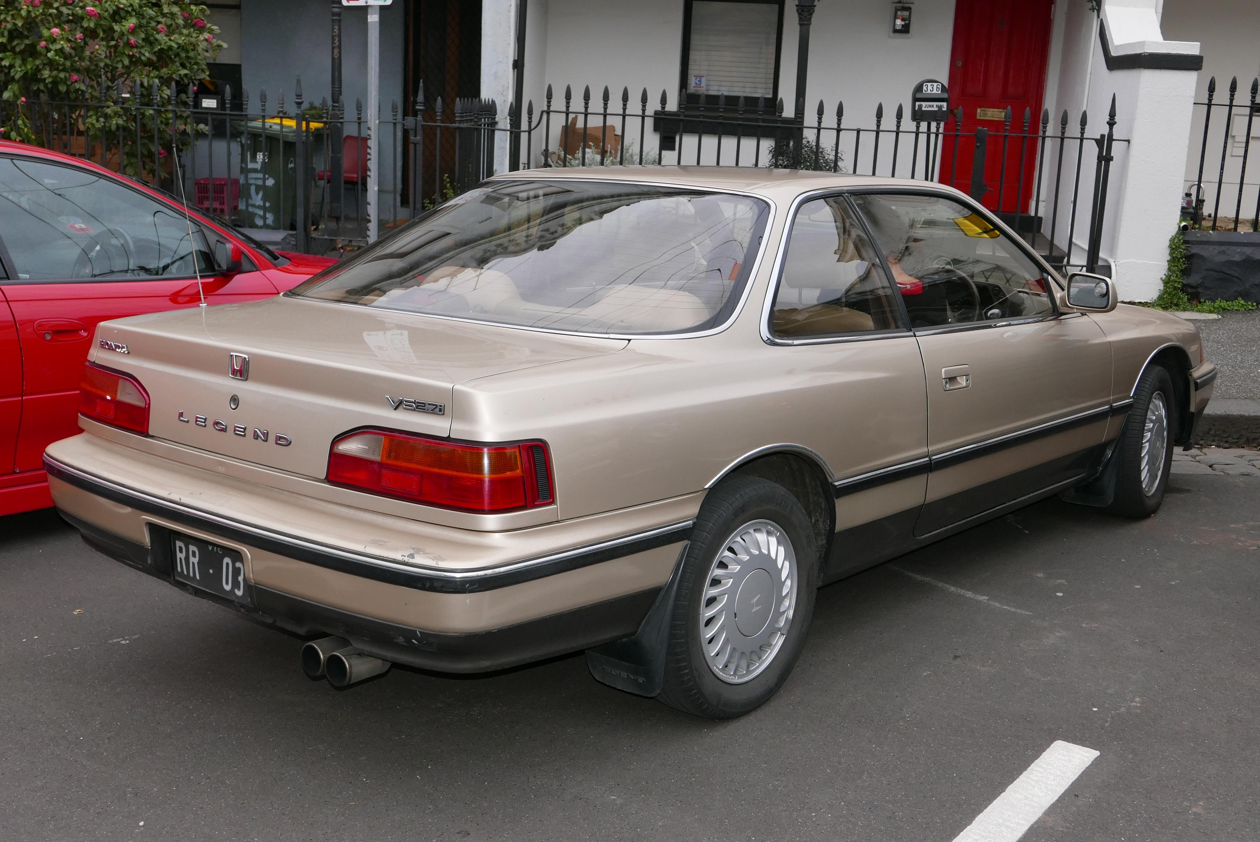 1990 Honda Legend - Partsopen