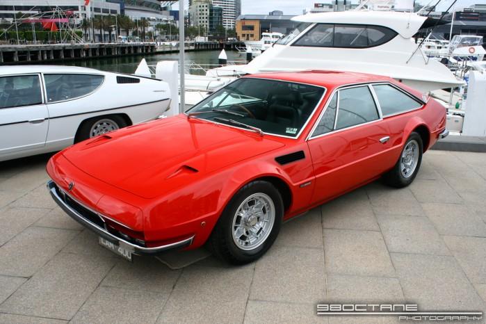 1990 Lamborghini Jarama Partsopen