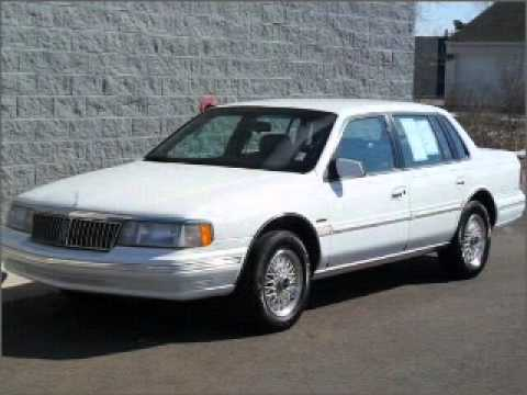 1990 Lincoln Continental