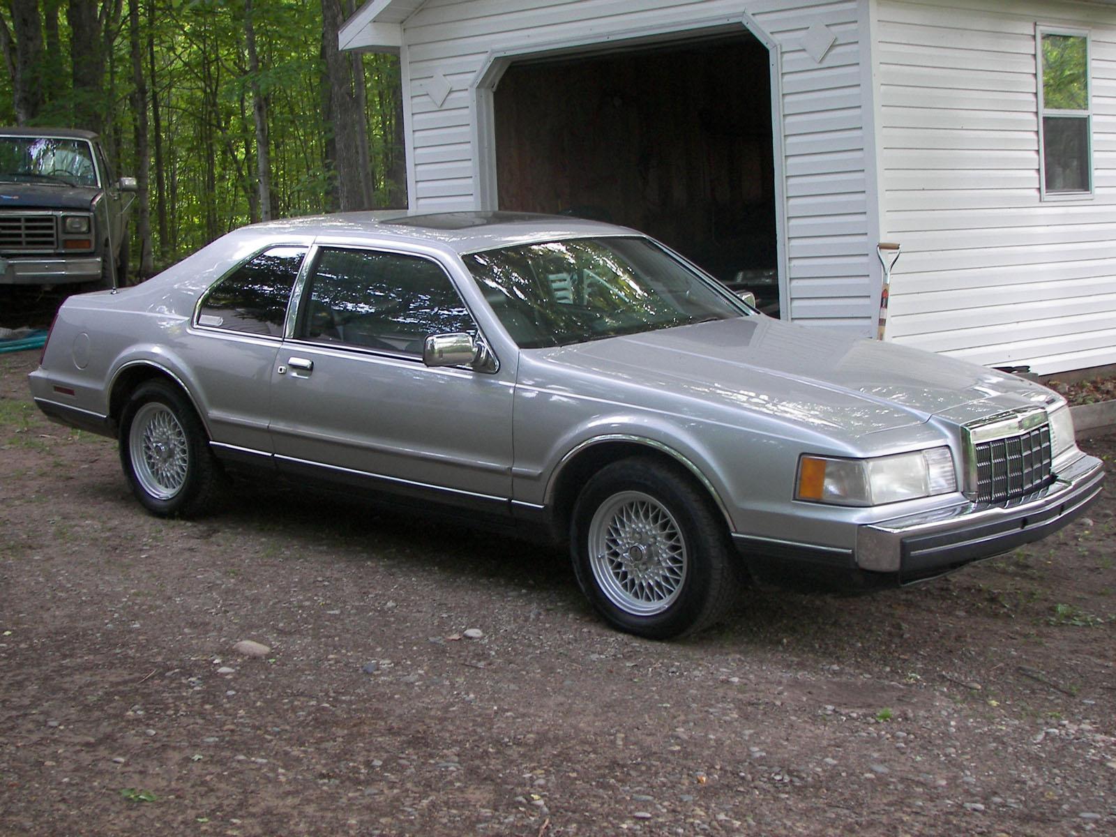 1990 Lincoln Mark Vii Partsopen