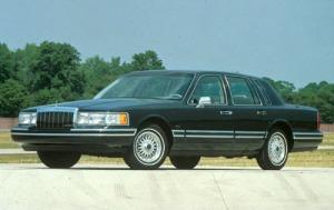 1990 Lincoln Town Car