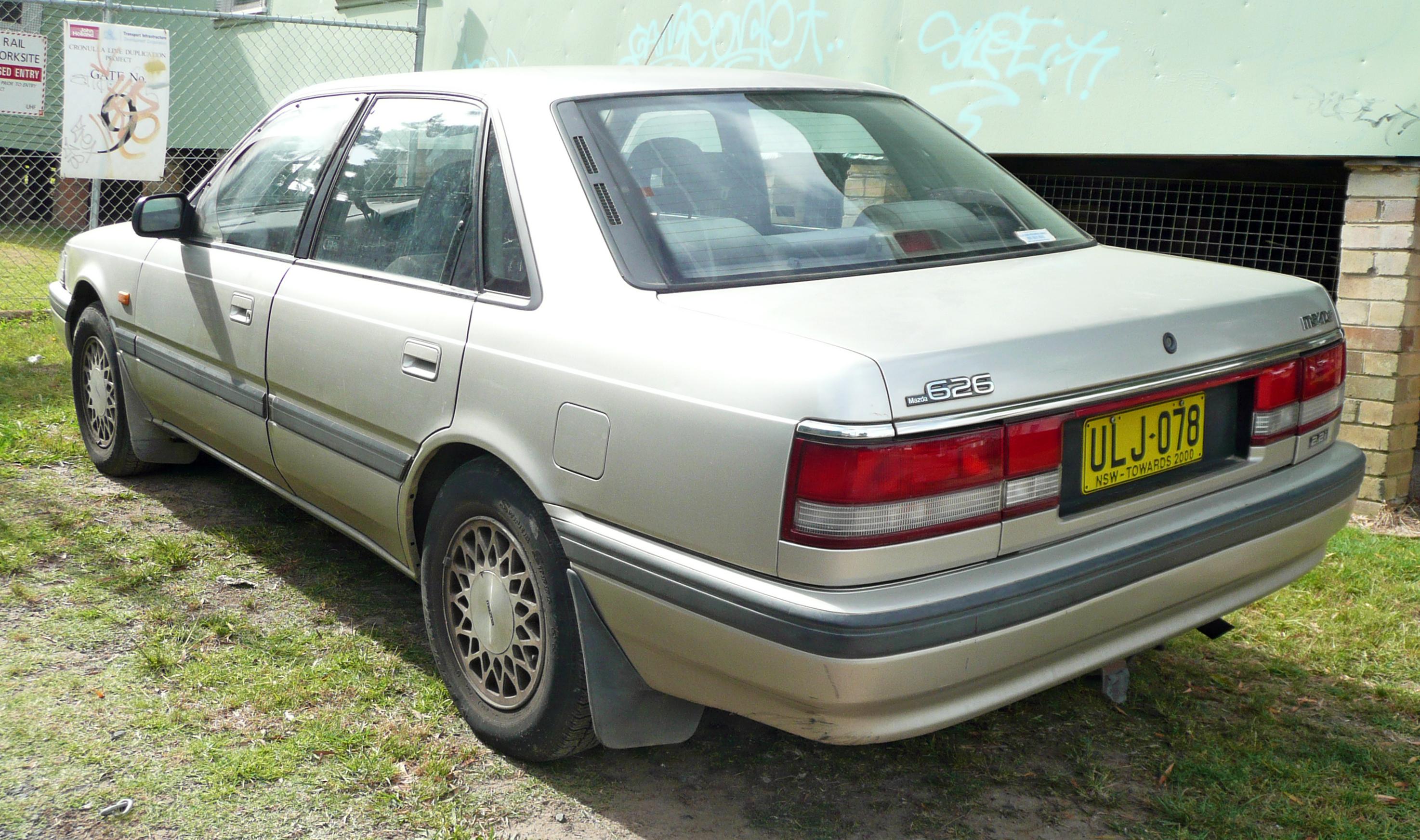 1990 Mazda 626
