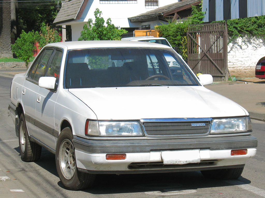 Mazda 929 Partsopen