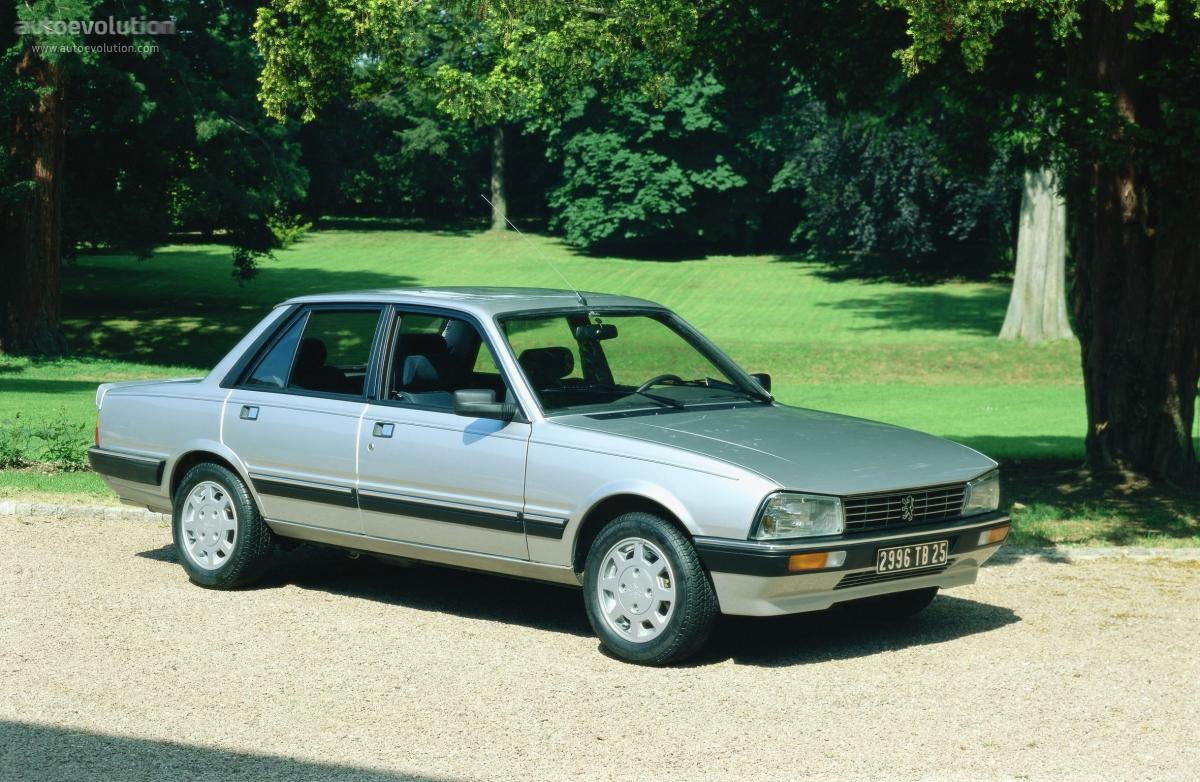 1990 Peugeot 505