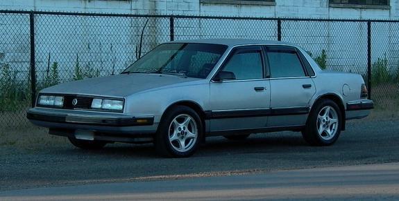 1990 Pontiac 6000