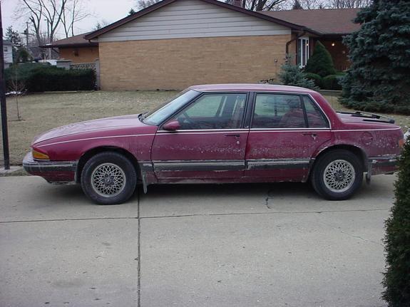 1990 Pontiac Bonneville