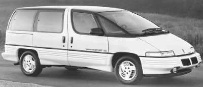 1990 Pontiac Trans Sport