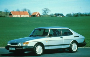 1990 Saab 900