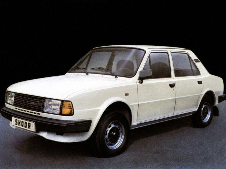 1990 Skoda 125