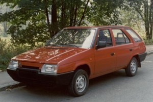 1990 Skoda Forman