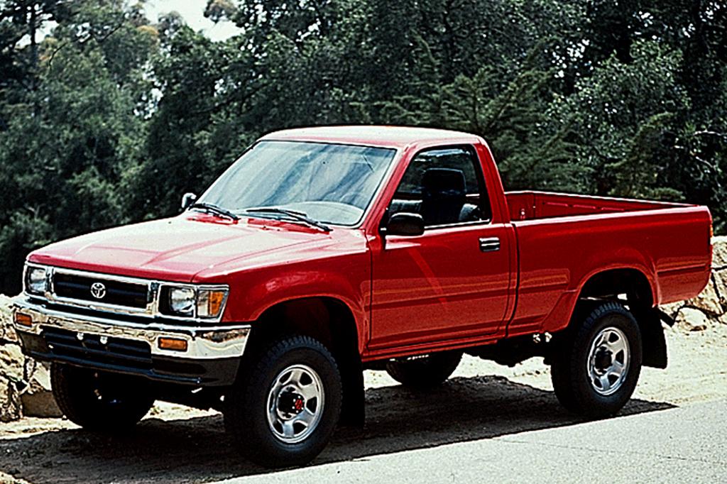 1990 Toyota Pickup Partsopen