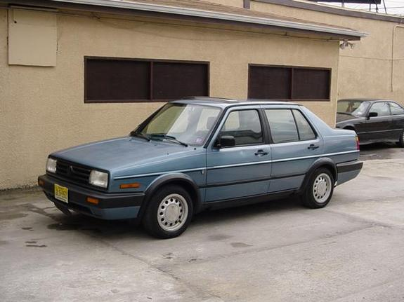 1990 Volkswagen Jetta