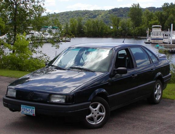 1990 Volkswagen Passat