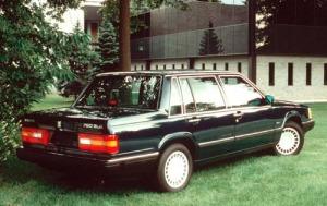 1990 Volvo 760