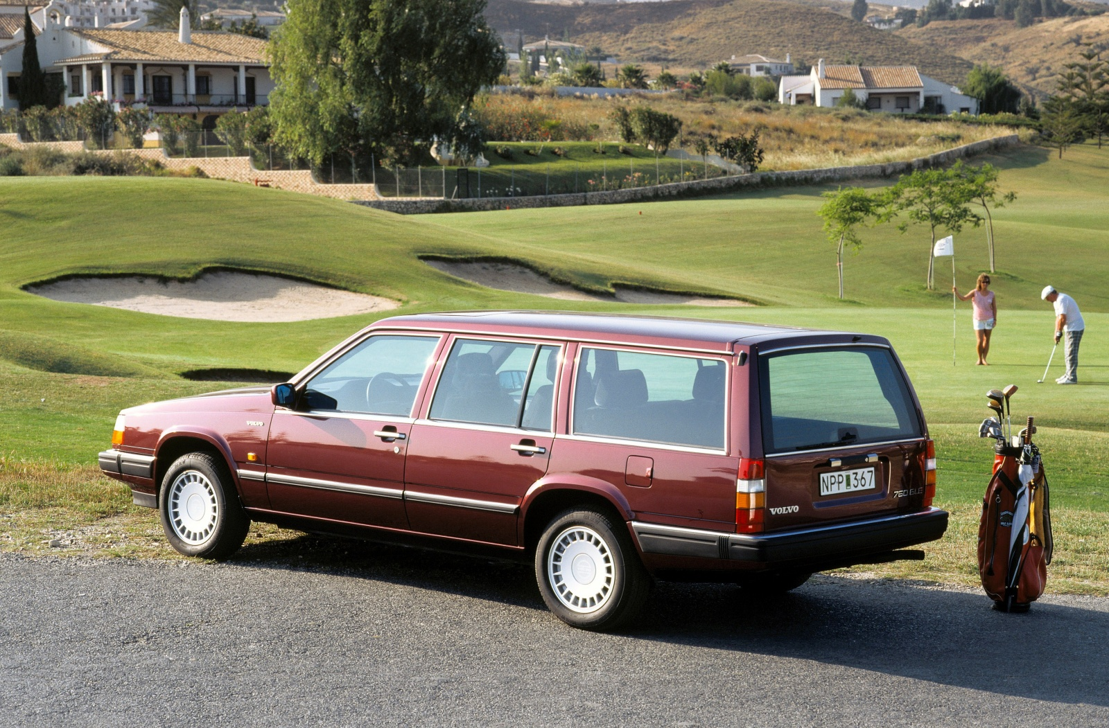 1990 Volvo 760 Estate