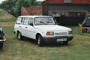 1990 Wartburg 353