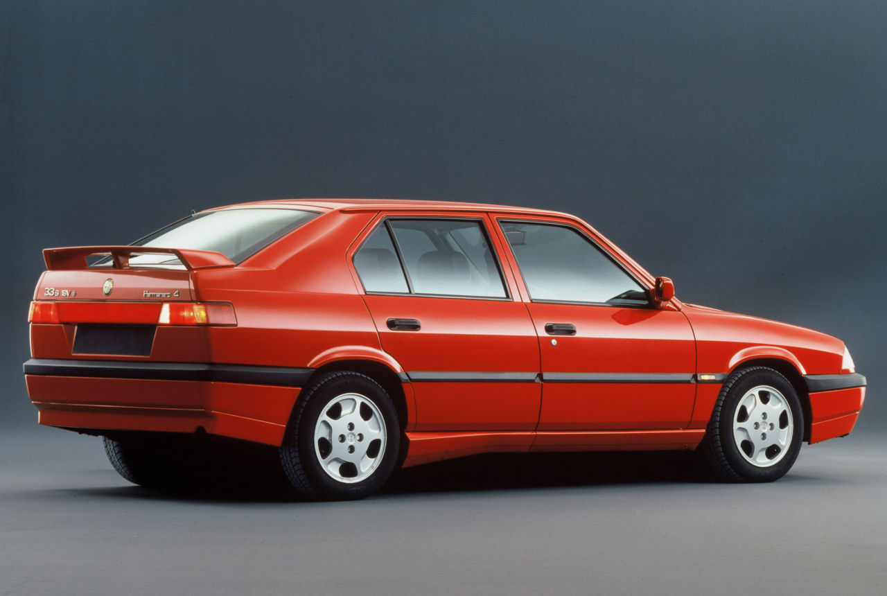 1991 Alfa Romeo 33