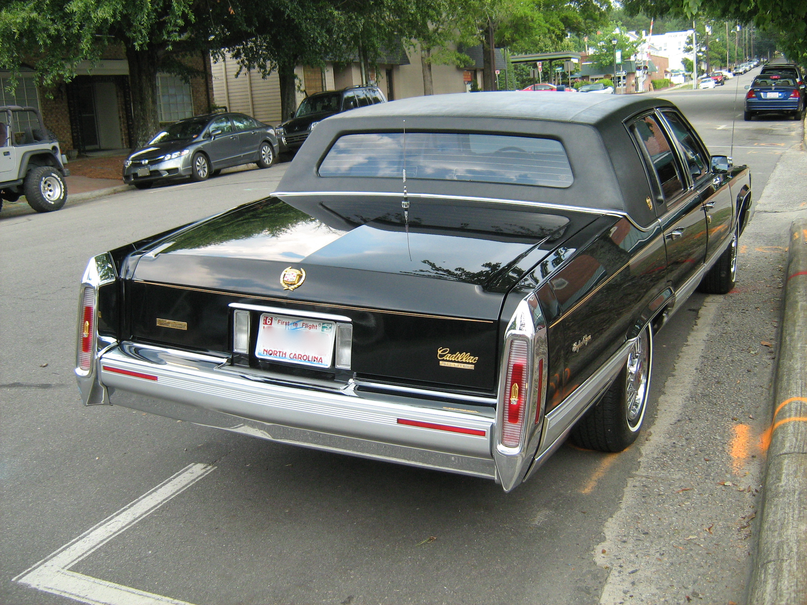 1991 Cadillac Fletwood
