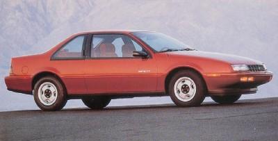 1991 Chevrolet Beretta
