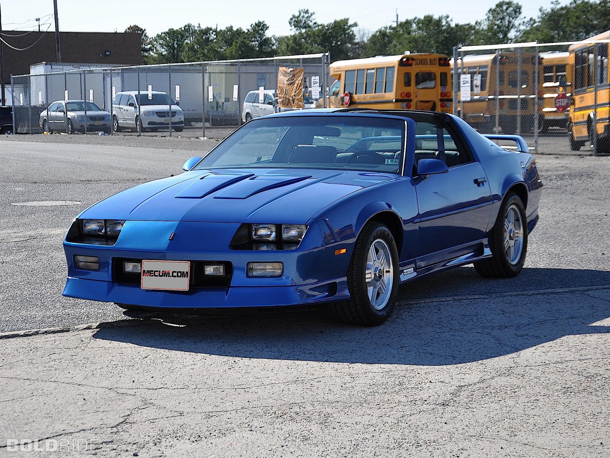 1991 Chevrolet Camaro Partsopen