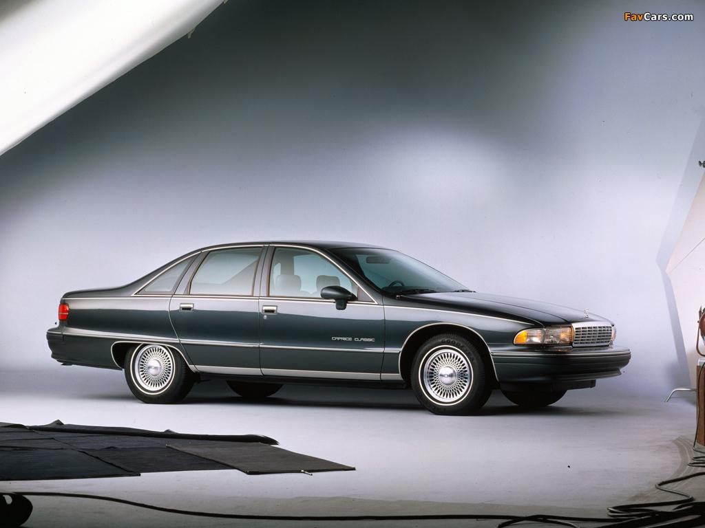 All Chevy 1996 chevrolet caprice wagon : 1991 Chevrolet Caprice - Partsopen
