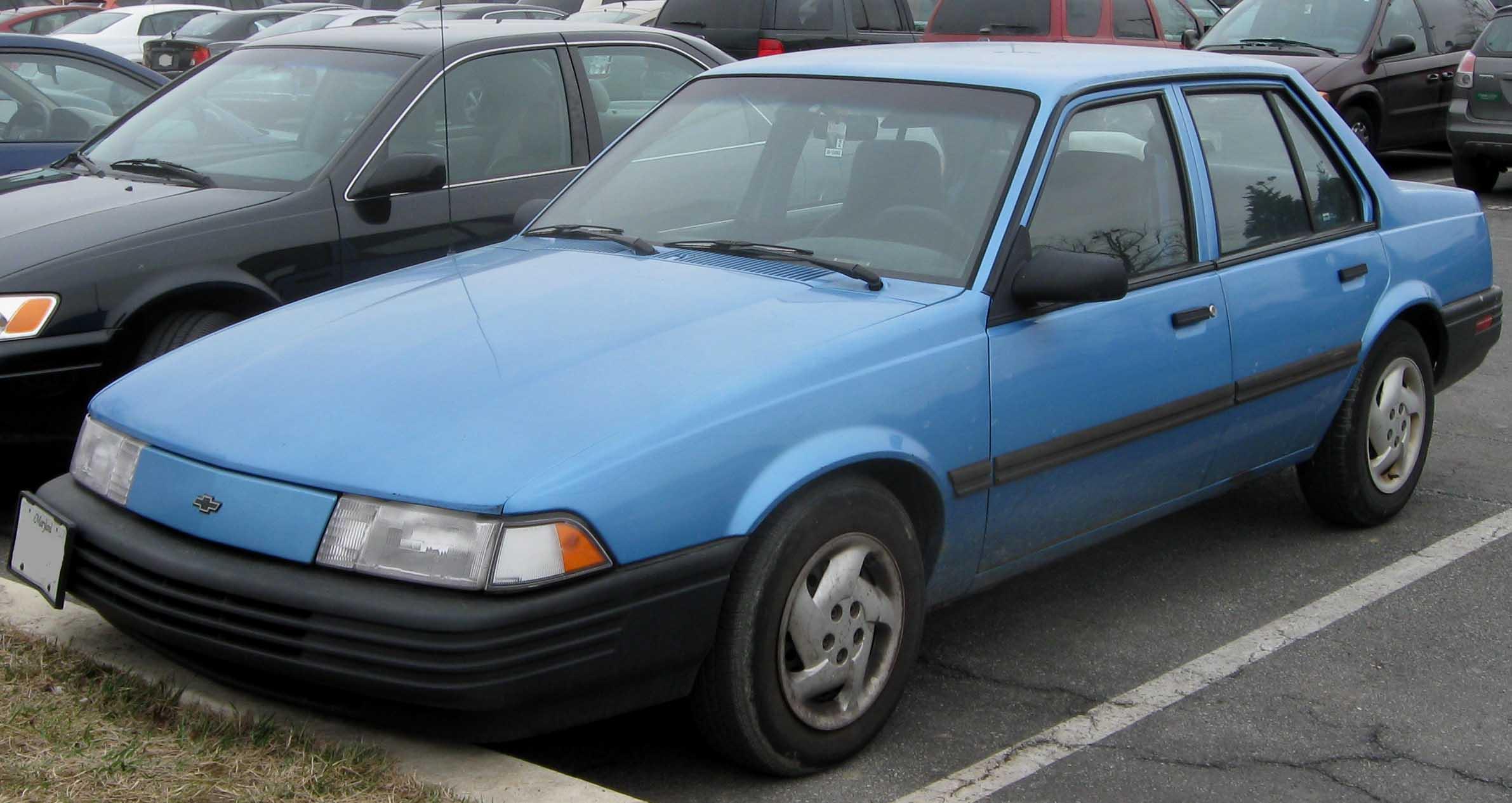 1991 Chevrolet Cavalier