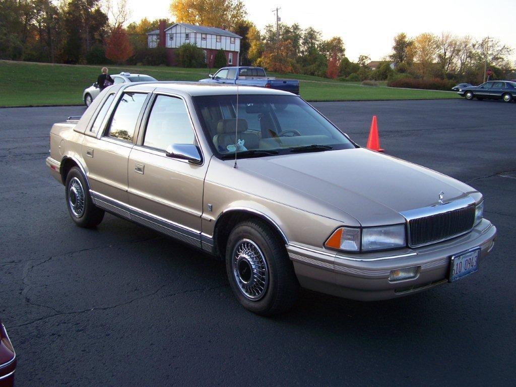 Src Photo 1991 Chrysler Lebaron