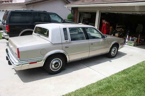 1991 chrysler new yorker partsopen for 1992 chrysler new yorker salon