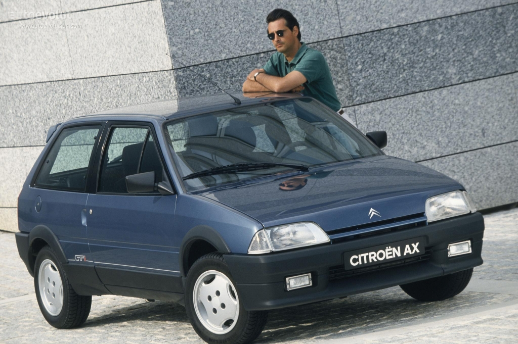 1991 Citroen AX