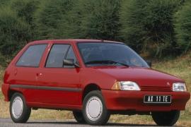 1991 Citroen AX 3 Doors