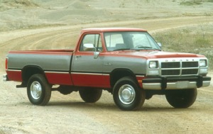 1991 Dodge RAM 250