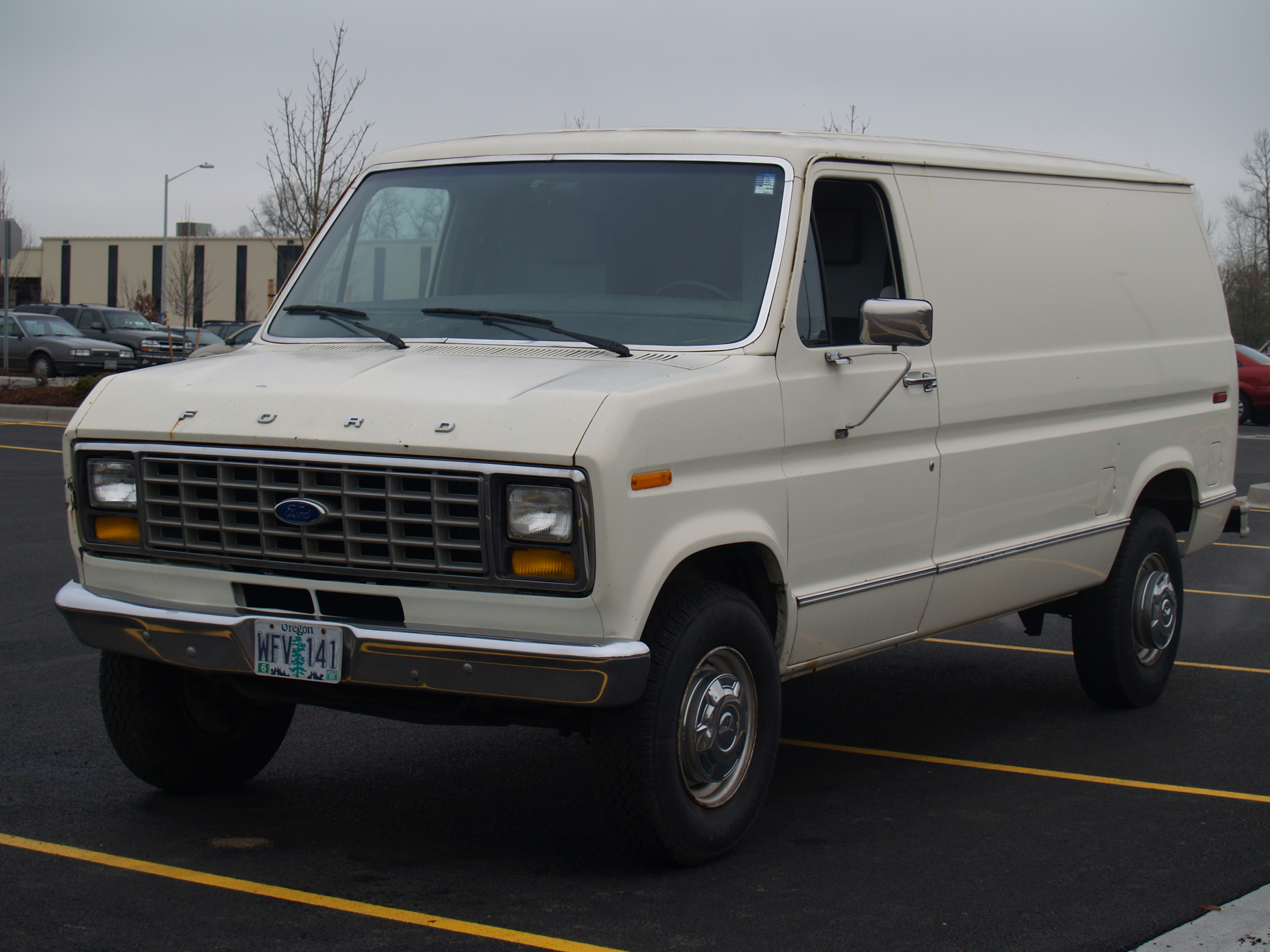 1991 Ford E-350 - Partsopen