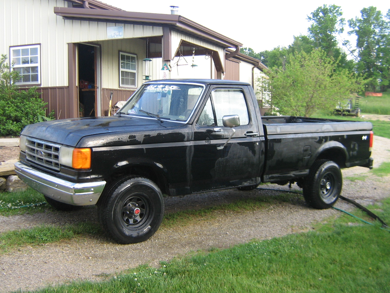 1987 Ford F150 >> 1991 Ford F-150 - Partsopen