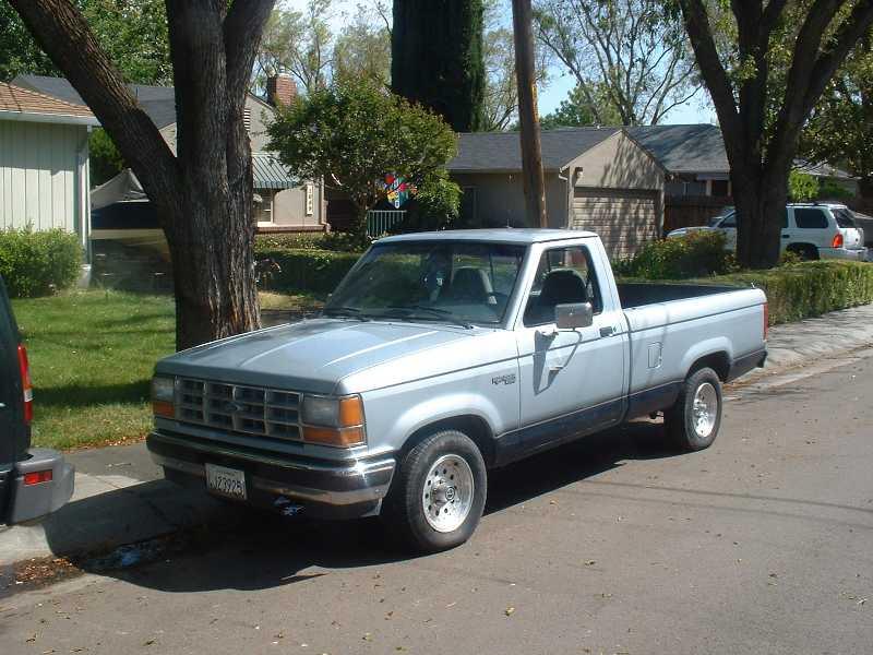 1991 Ford Ranger Partsopen