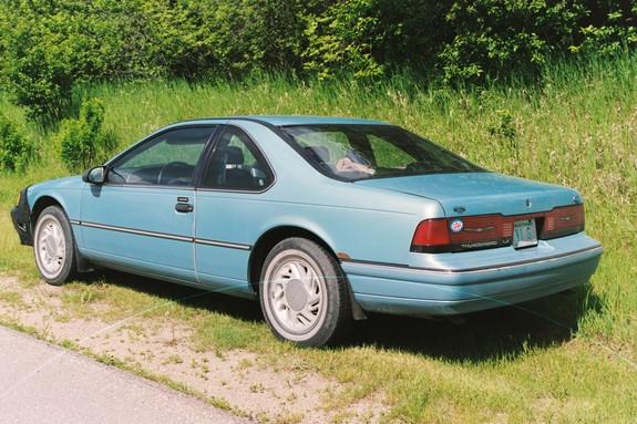 Src Download Photo 1991 Ford Thunderbird