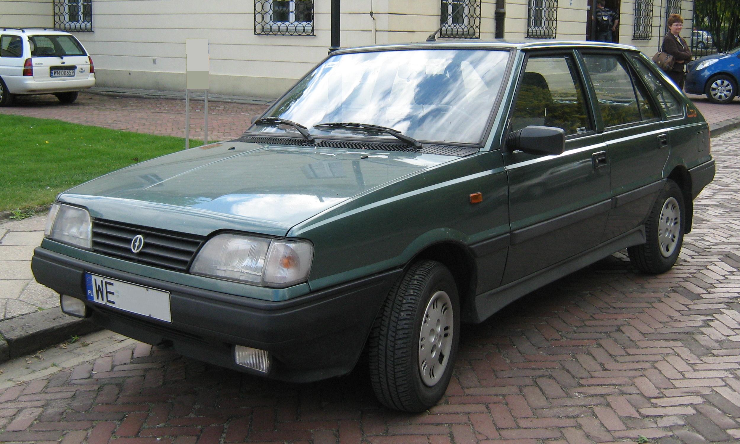 1991 FSO Polonez
